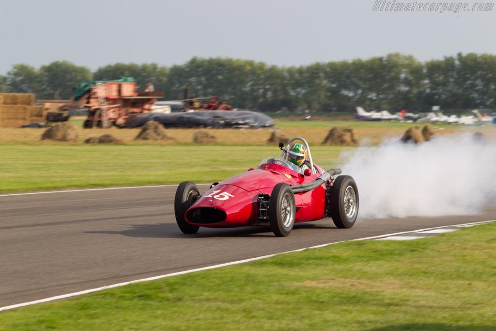 Maserati 250F - Chassis: 2524 - Driver: Joaquin Folch-Rossinol  - 2014 Goodwood Revival