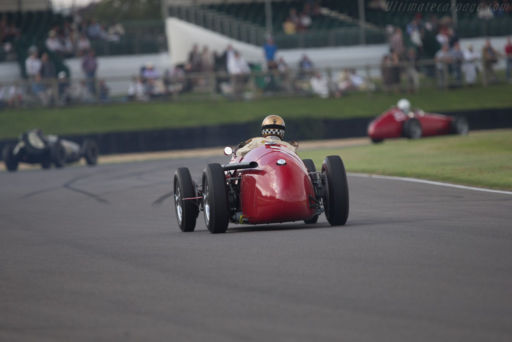 Maserati 250F - Chassis: CM5 - Entrant: Niall Dyer - Driver: Simon Diffey  - 2014 Goodwood Revival
