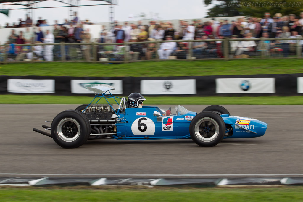 Matra MS10 Cosworth - Chassis: MS10/02 - Driver: Mr John of B.  - 2014 Goodwood Revival