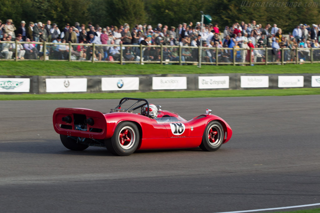 McLaren M1B Chevrolet - Chassis: 30-25 - Driver: Anthony Taylor  - 2014 Goodwood Revival