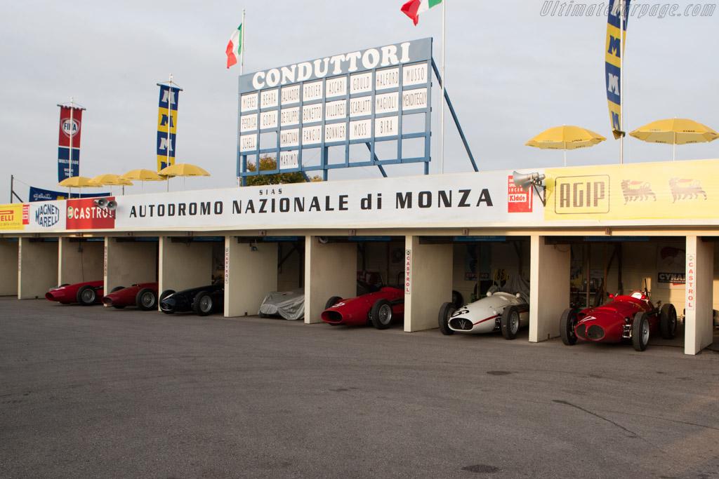 Monza Pit    - 2014 Goodwood Revival