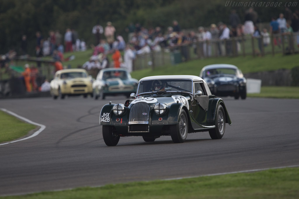Morgan Plus 4 - Chassis: 4840 - Driver: Murray Smith  - 2014 Goodwood Revival