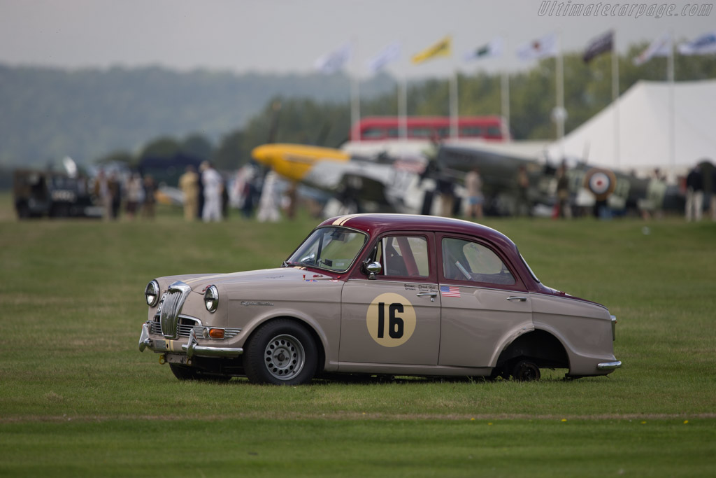 Riley One-Point-Five    - 2014 Goodwood Revival