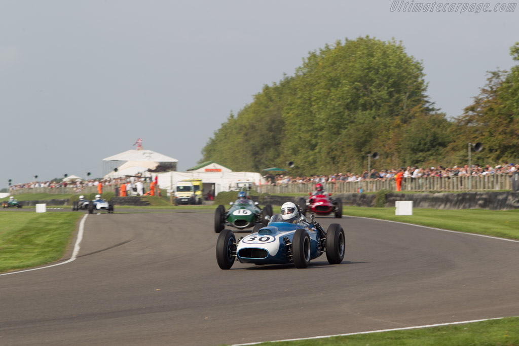 Scarab F1 Offenhauser - Chassis: 003 - Driver: Julian Bronson  - 2014 Goodwood Revival