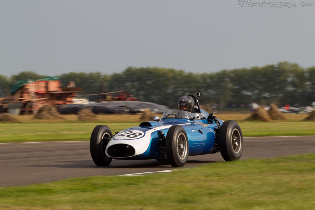 Scarab F1 Offenhauser - Chassis: '002' - Driver: Don Orosco  - 2014 Goodwood Revival