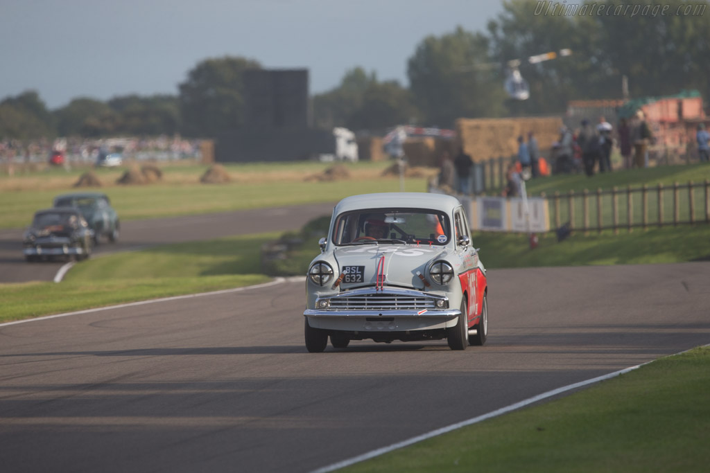Standard Pennant - Chassis: PN687DL - Entrant: Graham Robson - Driver: Hilton Persaud  - 2014 Goodwood Revival
