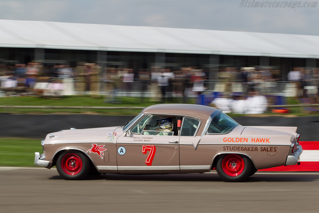 Studebaker Race Car