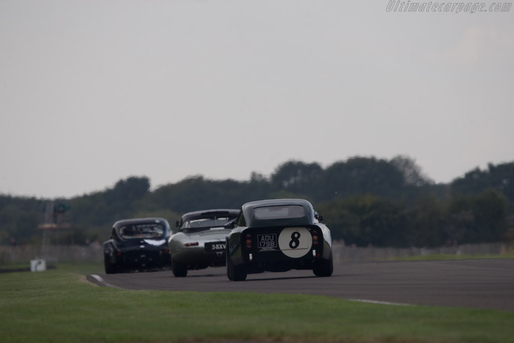 Sunbeam Lister Tiger - Chassis: B9499997 - Entrant: Tony Eckford - Driver: Chris Beighton / Matt Neal  - 2014 Goodwood Revival