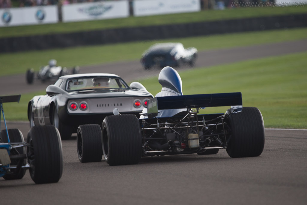 Tyrrell 006 Cosworth - Chassis: 006 - Entrant: John Delane  - 2014 Goodwood Revival