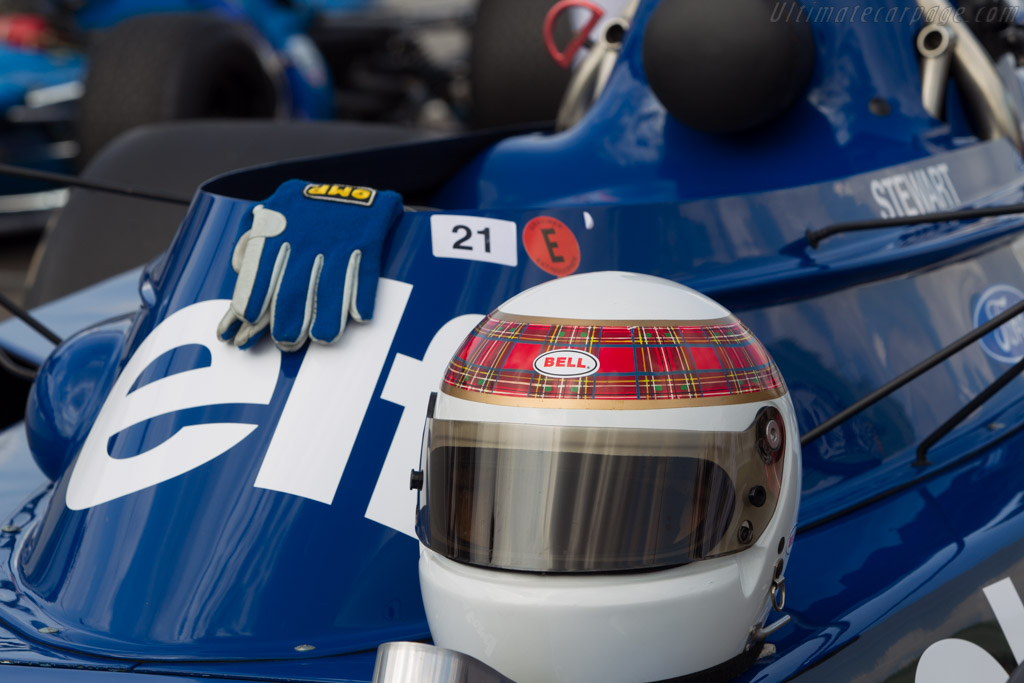 Tyrrell 006 Cosworth - Chassis: 006/2   - 2014 Goodwood Revival