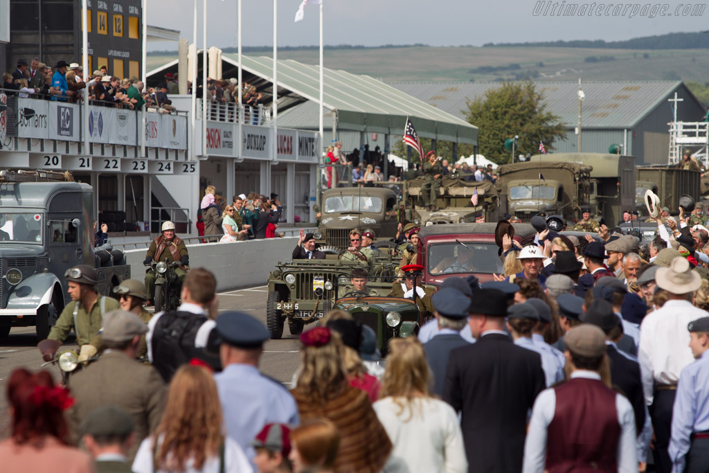 Welcome to Goodwood    - 2014 Goodwood Revival