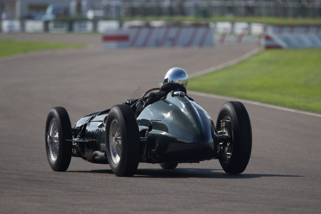 Welcome to Goodwood - Chassis: Type 15 / 1   - 2014 Goodwood Revival