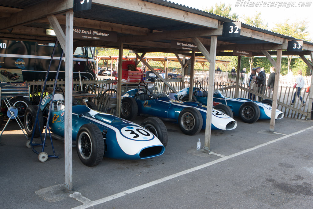 Welcome to Goodwood - Chassis: 003   - 2014 Goodwood Revival