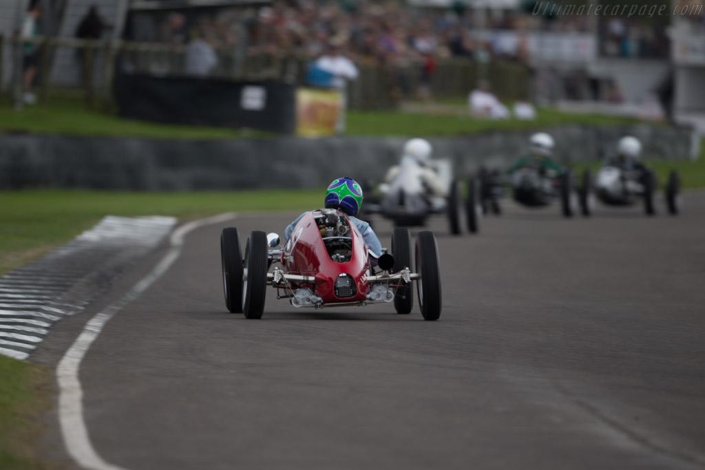 sam wilson racing