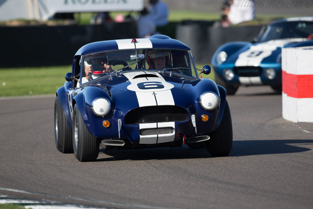 AC Shelby Cobra 289 - Chassis: CSX2557 - Entrant: Khalid Abdulrahim  - 2015 Goodwood Revival