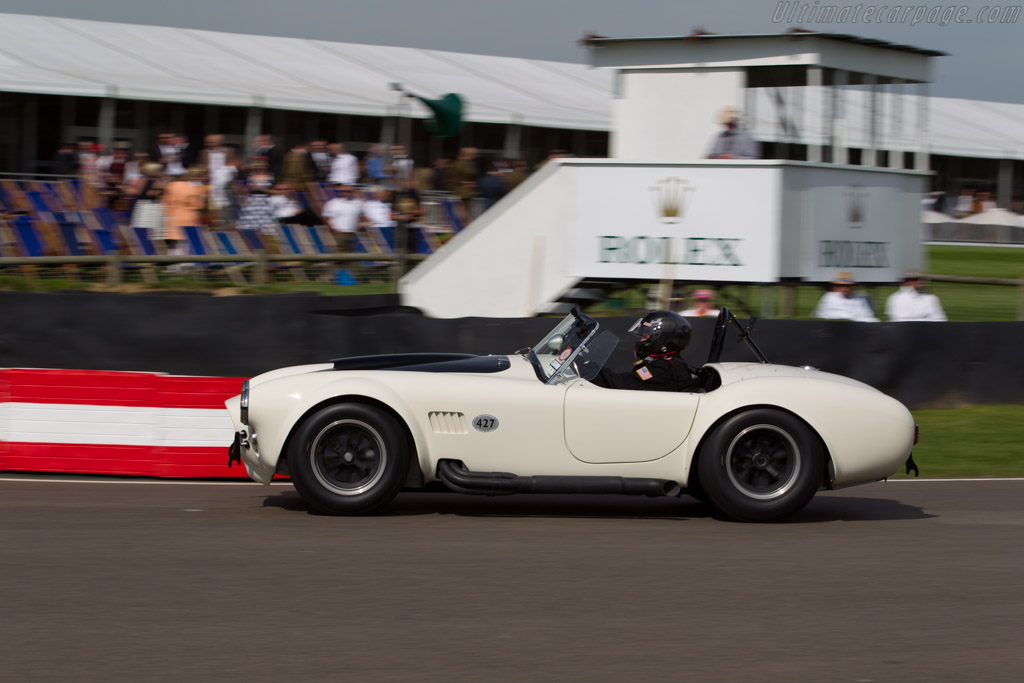 AC Shelby Cobra 427 - Chassis: CSX3006 - Entrant: Gary Bartlett  - 2015 Goodwood Revival