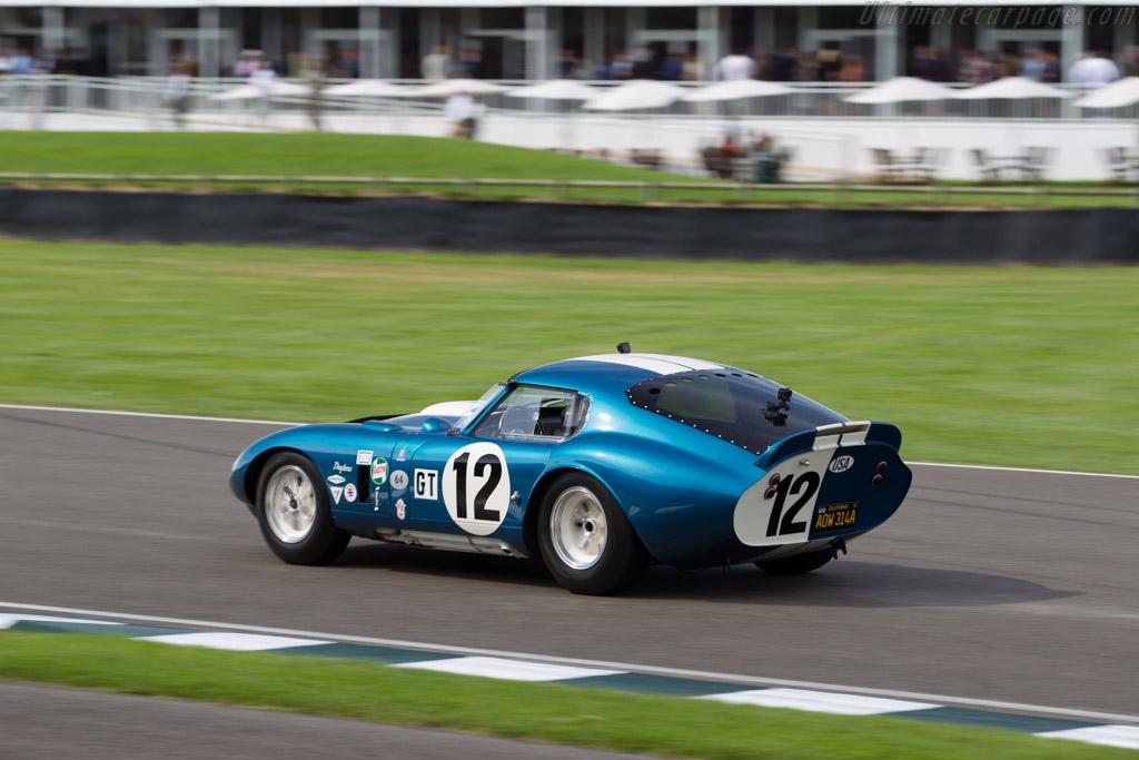 AC Shelby Cobra Daytona - Chassis: CSX2300 - Entrant: Daniela Ellerbrock  - 2015 Goodwood Revival