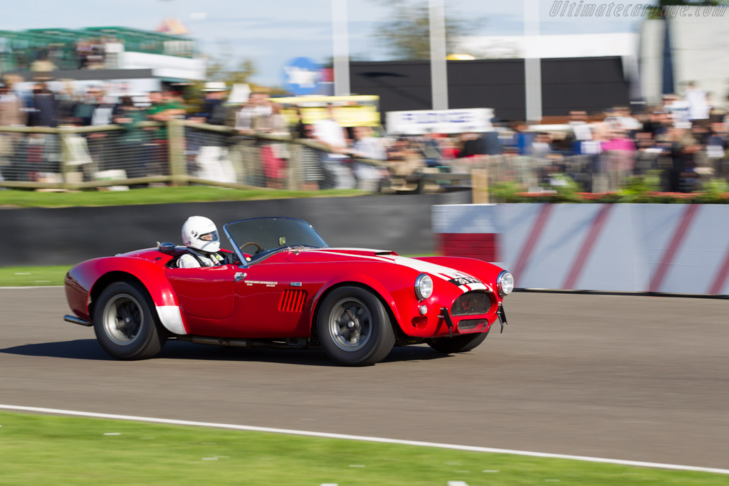 AC Shelby Cobra Le Mans - Chassis: CS2131 - Entrant: Paul Vestey  - 2015 Goodwood Revival