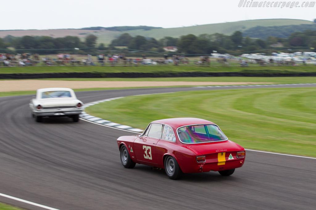 Alfa Romeo 1600 GTA Corsa - Chassis: AR613056 - Entrant: David Fitzsimons - Driver: Alex Furiani ...