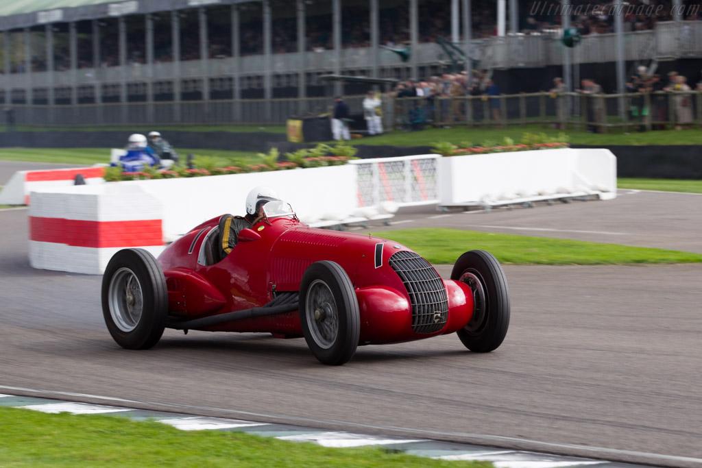 Alfa Romeo 308C - Chassis: 50016 - Driver: Julian Mazjub  - 2015 Goodwood Revival