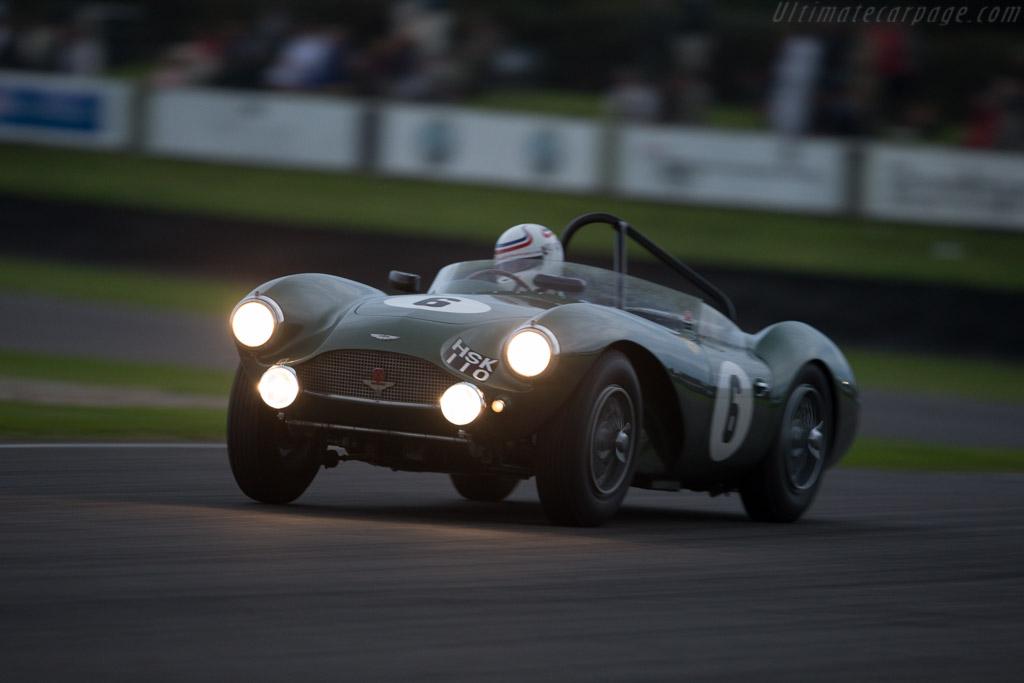 Aston Martin DB3S - Chassis: DB3S/105 - Entrant: Wolfgang Friedrichs - Driver: Wolfgang Friedrichs / Simon Hadfield  - 2015 Goodwood Revival