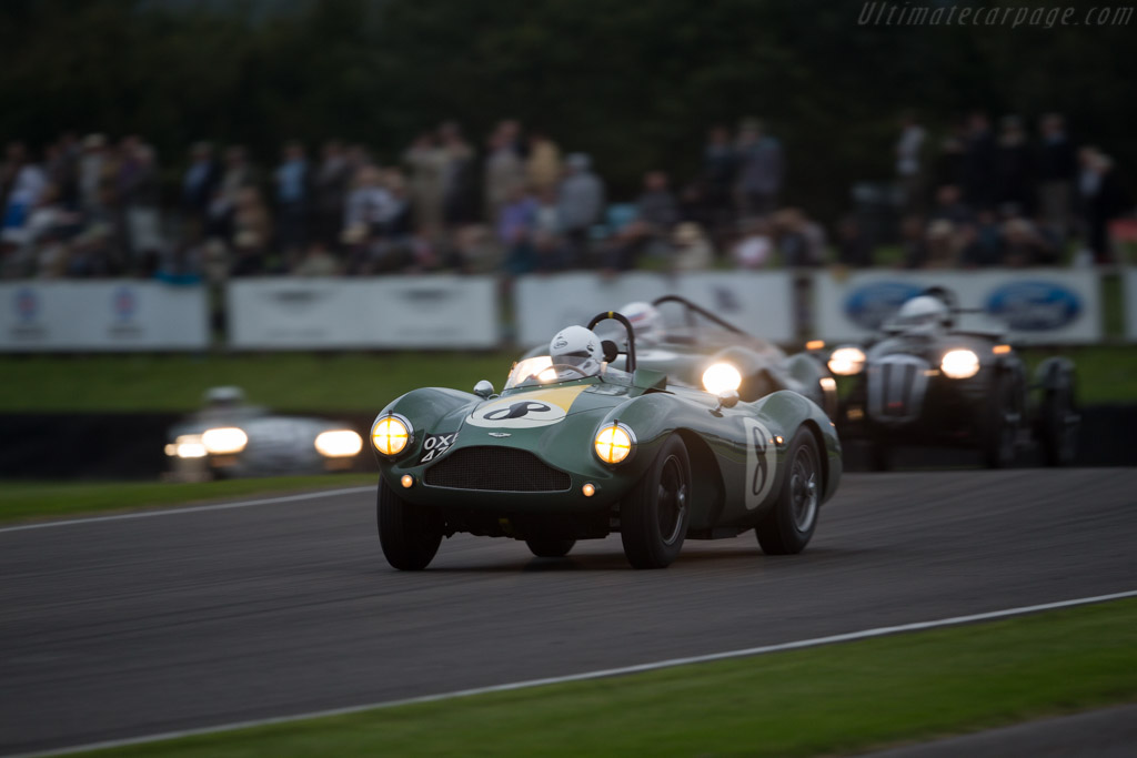 Aston Martin DB3S - Chassis: DB3S/104 - Entrant: Steve Boultbee Brooks - Driver: Steve Boultbee Brooks / Andrew Smith  - 2015 Goodwood Revival
