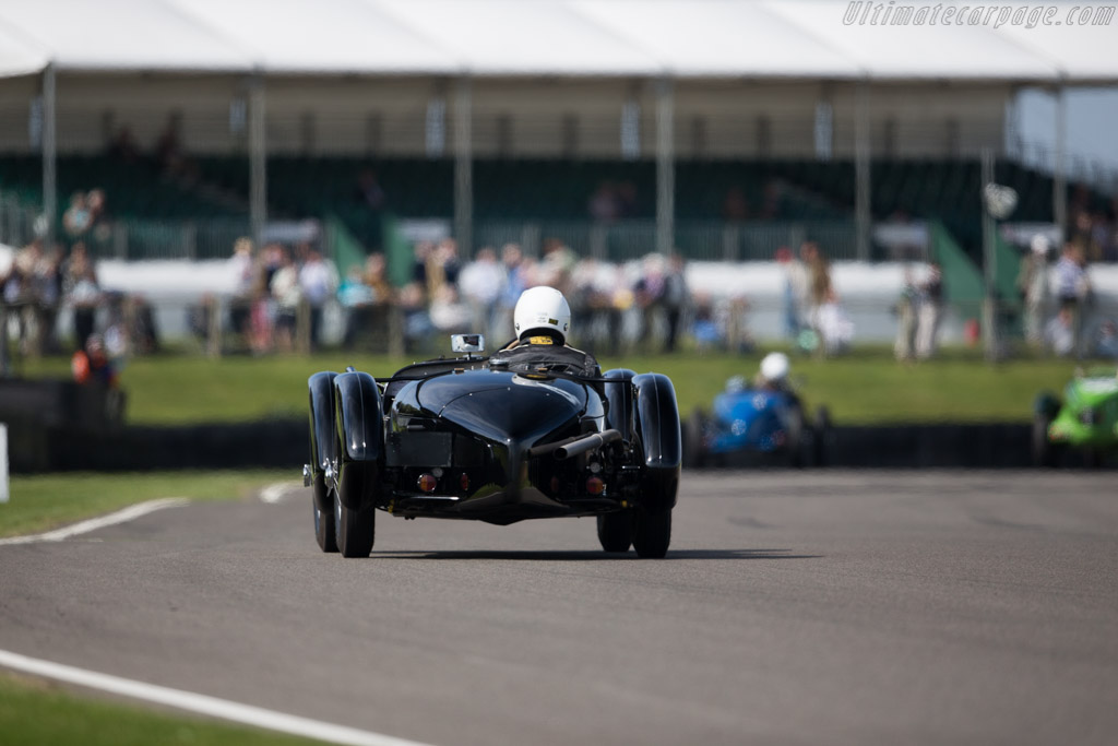Aston Martin International - Chassis: LO-76 - Entrant: Mark Wood - Driver: William Wood  - 2015 Goodwood Revival