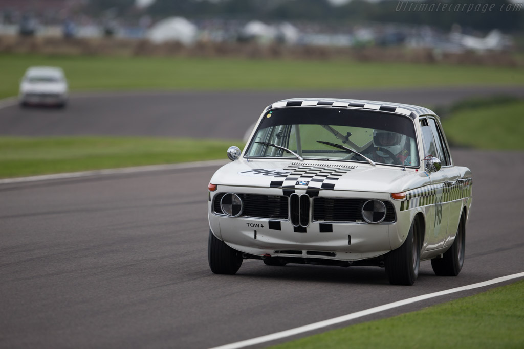 BMW 1800 TI - Chassis: 986060 - Driver: Peter James  - 2015 Goodwood Revival
