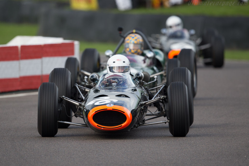 BRM P261 - Chassis: 2615 - Driver: Andrew Wareing  - 2015 Goodwood Revival