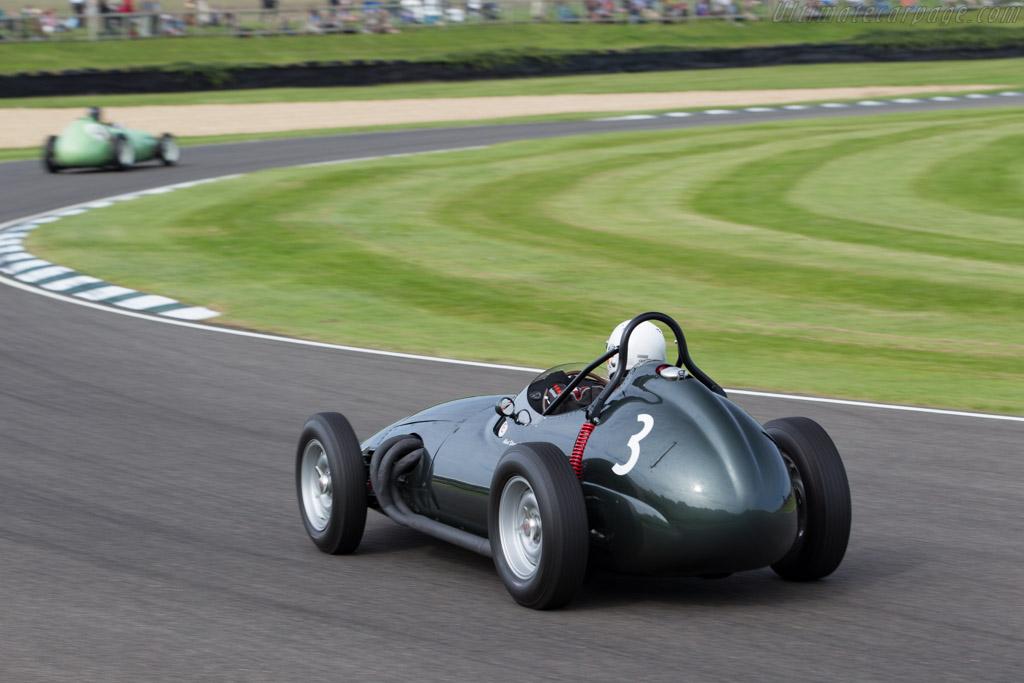 BRM Type 25  - Driver: Albert Streminski  - 2015 Goodwood Revival