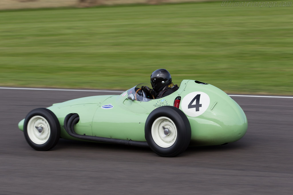 BRM Type 25 - Chassis: 2510 - Driver: Barrie Baxter  - 2015 Goodwood Revival
