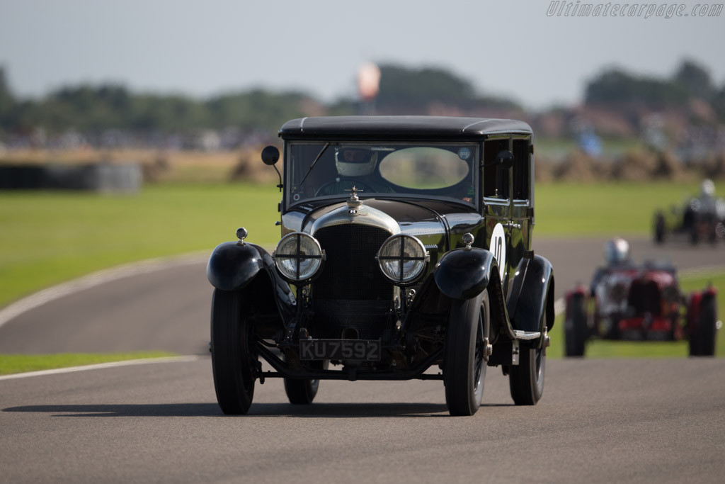 Bentley Saloon - Chassis: AP319 - Entrant: Ben Collings - Driver: Gareth Graham  - 2015 Goodwood Revival