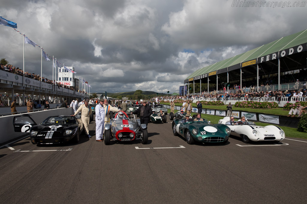 Bruce McLaren Celebration    - 2015 Goodwood Revival