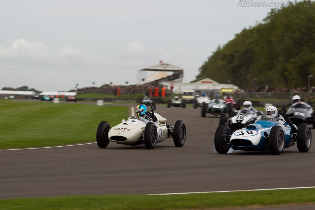 Cooper T45/51 Climax - Chassis: F2-26-57 - Driver: Joe Twyman  - 2015 Goodwood Revival