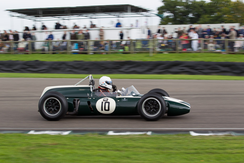 Cooper T45/51 Climax - Chassis: F2-23a-58 - Driver: Rod Jolley  - 2015 Goodwood Revival