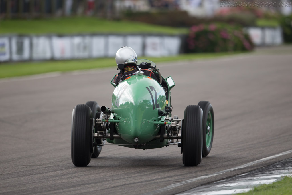 ERA A-Type - Chassis: R3A - Entrant: Richard Skipworth - Driver: Mark Gillies  - 2015 Goodwood Revival
