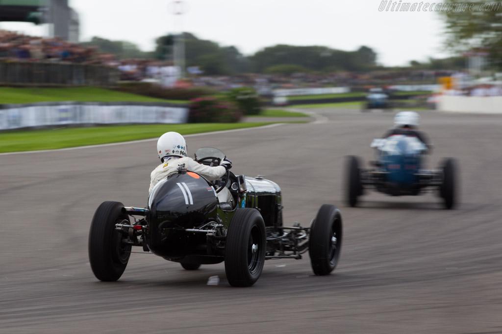ERA B-Type - Chassis: R1B - Driver: Michael Gans  - 2015 Goodwood Revival