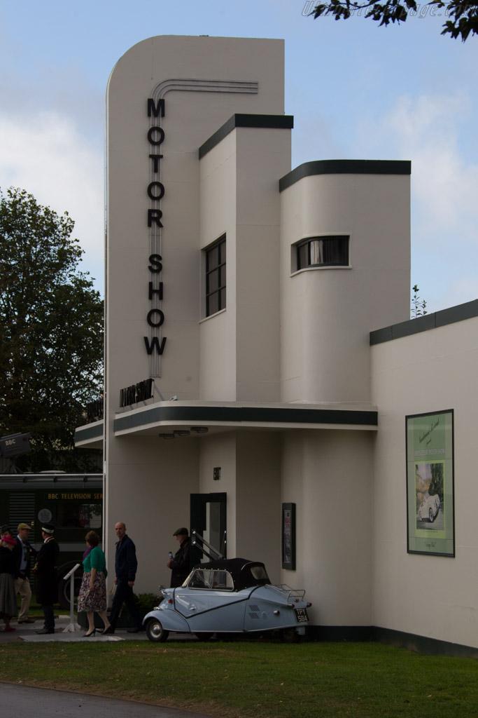Earl's Court Motor Show    - 2015 Goodwood Revival