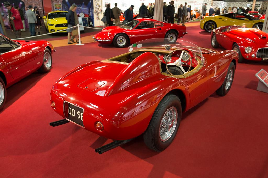 Ferrari 212 Export - Chassis: 0098E - Entrant: Bernardo Hartogs  - 2015 Goodwood Revival