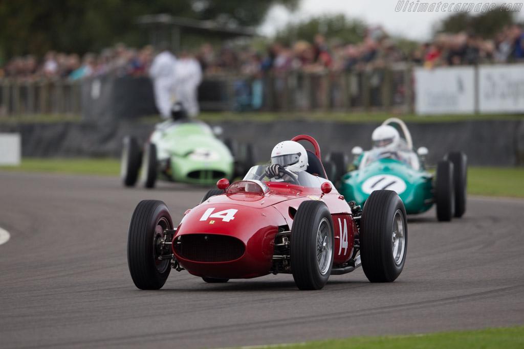 Ferrari 246 Dino F1 - Chassis: 0007 - Driver: Tony Smith  - 2015 Goodwood Revival