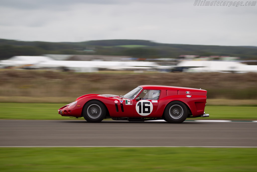Ferrari 250 GT Breadvan - Chassis: 2819GT - Entrant: Martin Halusa - Driver: Alex Ames / Lukas Halusa  - 2015 Goodwood Revival
