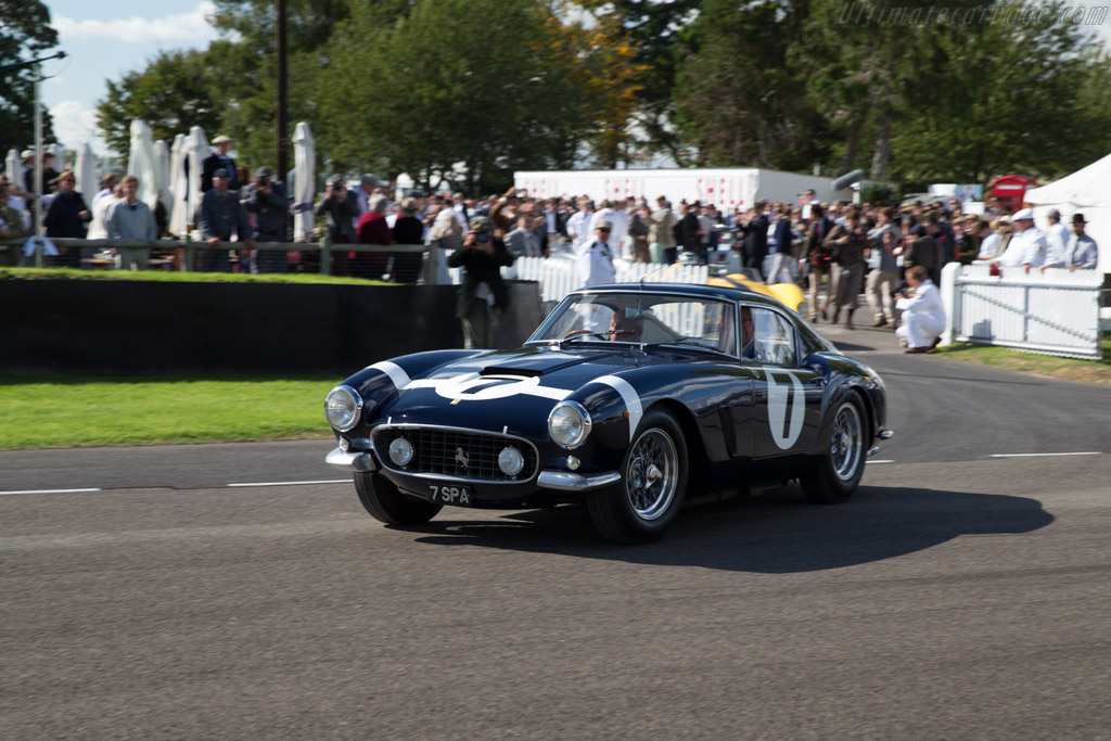 Ferrari 250 GT SWB Competizione - Chassis: 2119GT - Driver: Stirling Moss  - 2015 Goodwood Revival