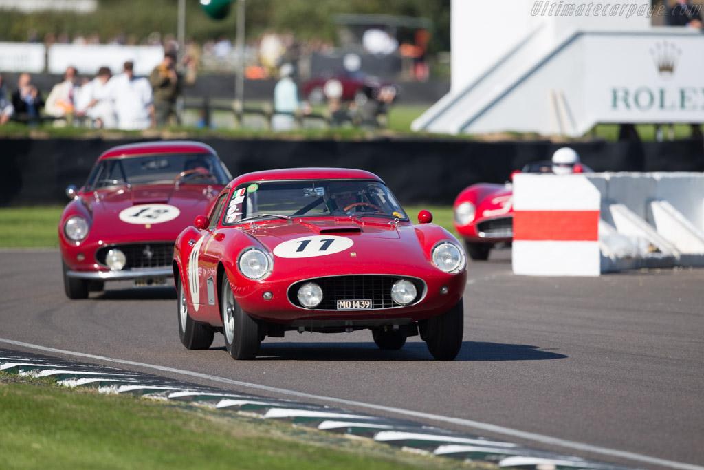 Ferrari 250 GT Tour de France - Chassis: 1069GT - Entrant: Kim Taylor-Smith - Driver: David Cooke  - 2015 Goodwood Revival