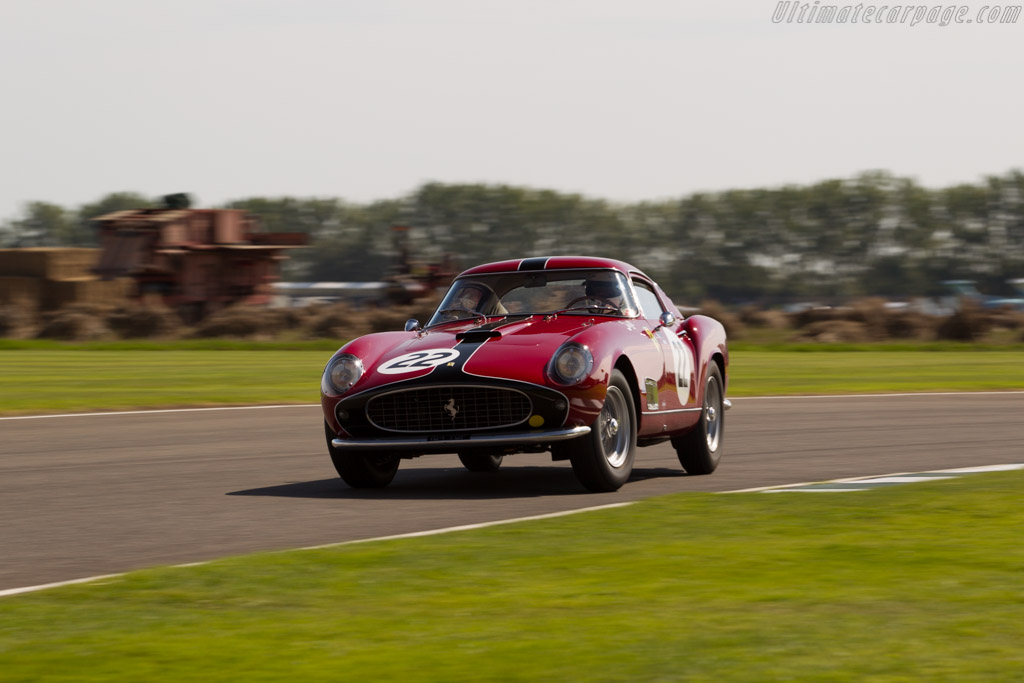 Ferrari 250 GT Tour de France - Chassis: 0773GT - Entrant: Damazein Auto d'Epoca - Driver: Max Girardo  - 2015 Goodwood Revival