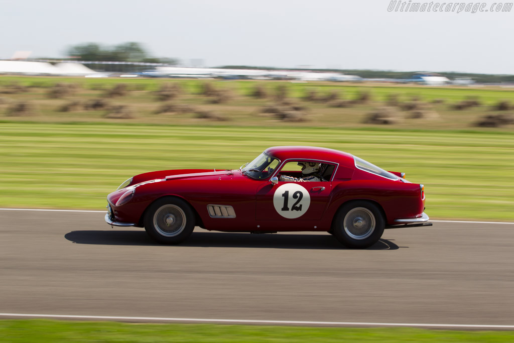 Ferrari 250 GT Tour de France - Chassis: 0909GT - Driver: Steve Boultbee Brooks  - 2015 Goodwood Revival