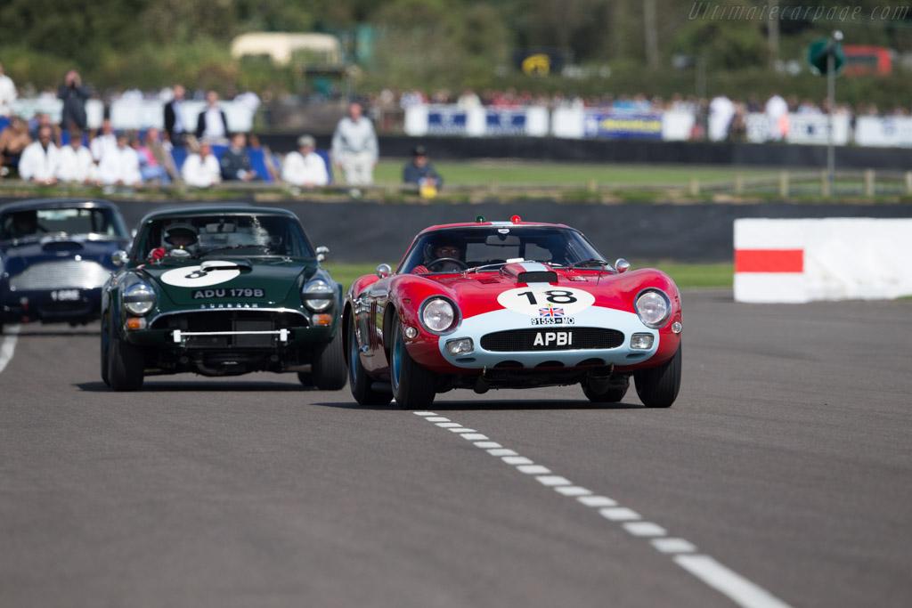 Ferrari 250 GTO/64 - Chassis: 4399GT - Entrant: Anthony Bamford - Driver: Jo Bamford / Alain de Cadenet  - 2015 Goodwood Revival