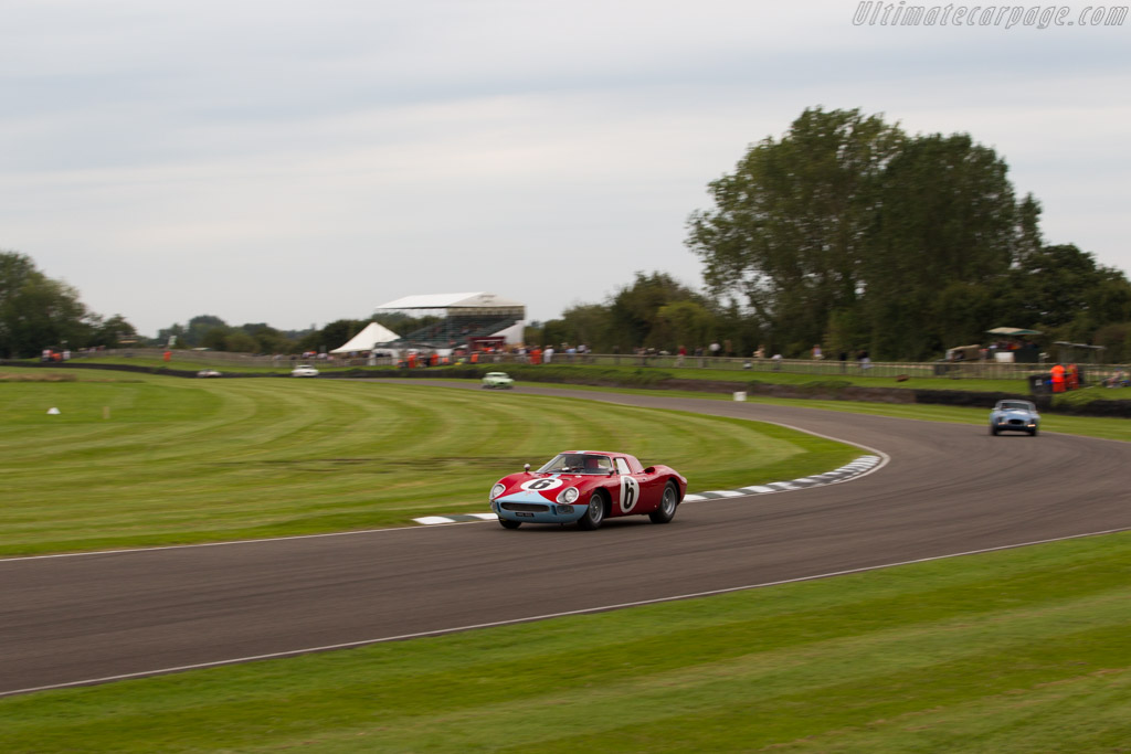 Ferrari 250 LM - Chassis: 5907 - Entrant: Clive Joy - Driver: Emanuele Pirro / Derek Bell  - 2015 Goodwood Revival