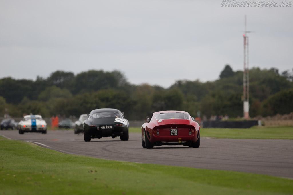 Ferrari 330 GTO - Chassis: 4561SA - Entrant: Scuderia del Viadotto - Driver: Conrad Ulrich / Carlo Vogele  - 2015 Goodwood Revival