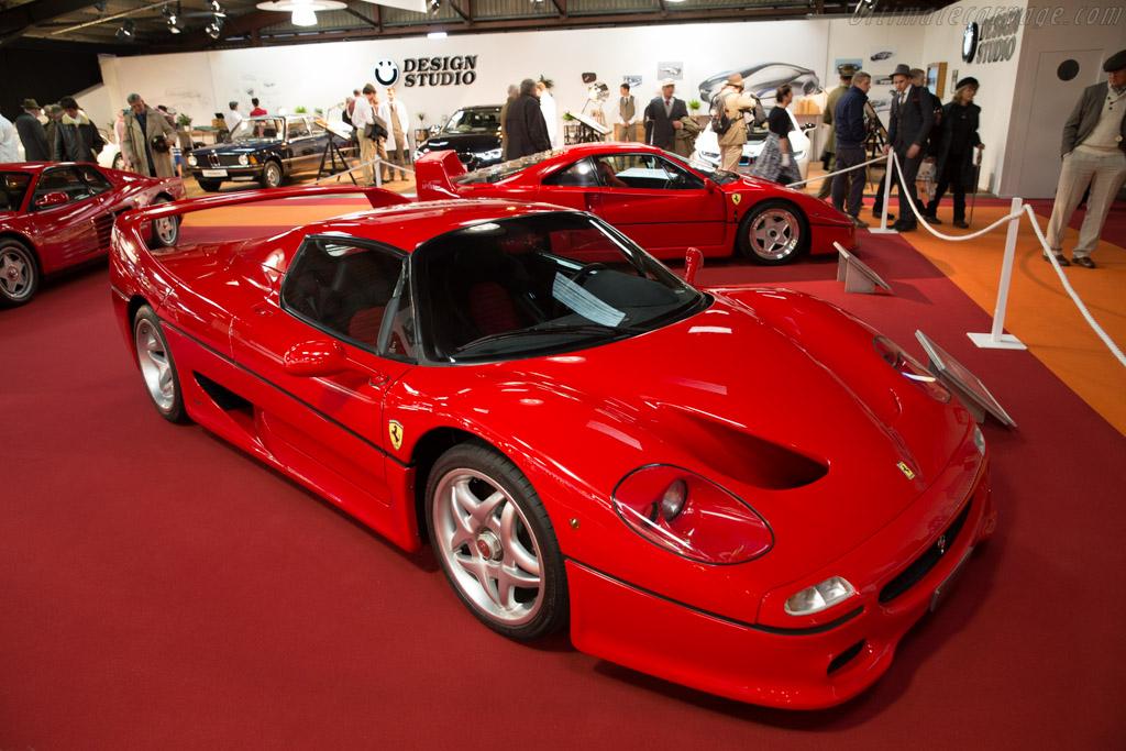 Ferrari F50  - Entrant: DK Engineering  - 2015 Goodwood Revival