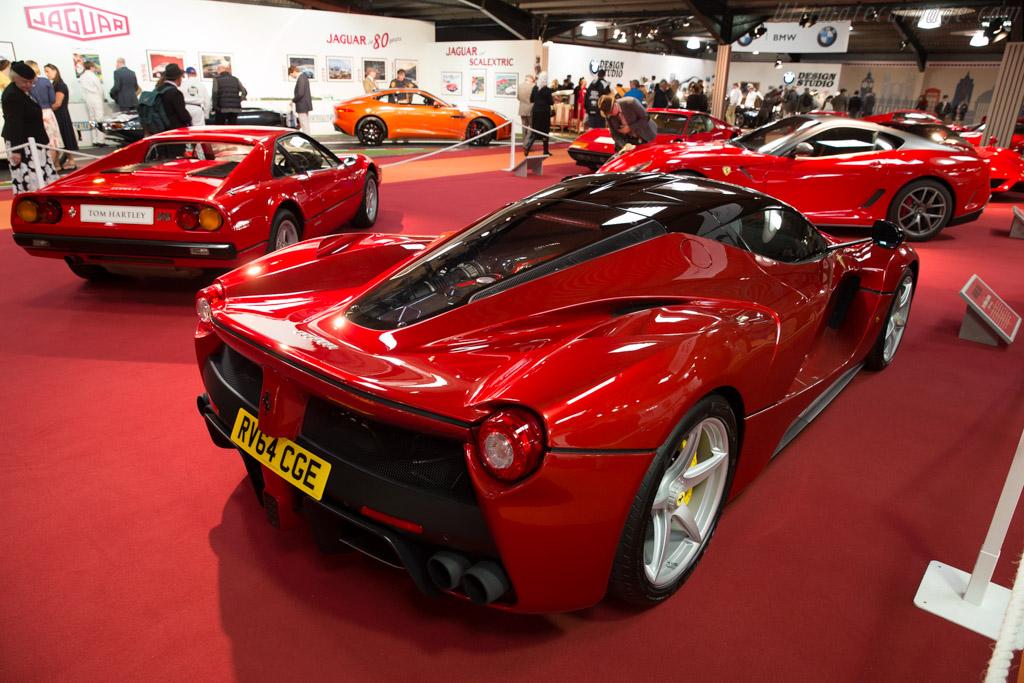 Ferrari LaFerrari - Chassis: 206521   - 2015 Goodwood Revival